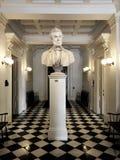 Abraham Lincoln Bust Fotografia Stock Libera da Diritti