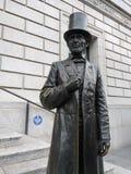Abraham Lincoln, de Historische Maatschappij van New York, NYC, NY, de V.S. Stock Afbeeldingen