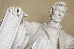 Abraham Lincoln memorial Royalty Free Stock Image