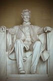 Abraham Lincoln memorial Stock Photography