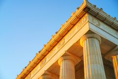 Abraham Lincoln Memorial Royalty Free Stock Images