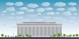 Abraham Lincoln Memorial in Washington DC U Fotografia Stock