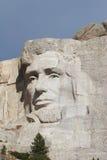 Abraham Lincoln - Montierung rushmore nationales Denkmal Lizenzfreies Stockfoto