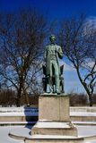 Abraham Lincoln: O homem imagem de stock royalty free