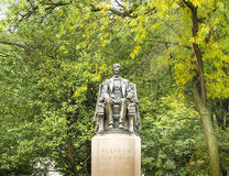 Abraham Lincoln statue Stock Photos