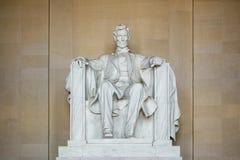 The Lincoln Memorial in Washington D.C., USA Royalty Free Stock Photos
