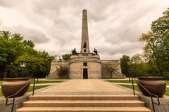 Abraham Lincoln Tomb Royalty Free Stock Photo