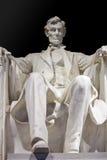 Abraham- Lincolndenkmal Stockfoto