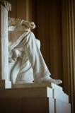 Abraham- Lincolndenkmal Lizenzfreie Stockfotos