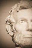 abraham pomnik Lincoln obrazy royalty free