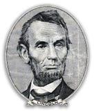 abraham portret Lincoln ilustracji