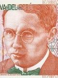 Abraham Valdelomar portrait Stock Image