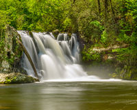 Abrams Falls Cades Cove. In Great Smoky Mountain National Park Tennessee Stock Images