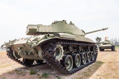 abrams m1坦克 免版税图库摄影
