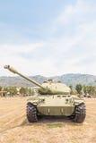 abrams m1坦克 免版税库存图片