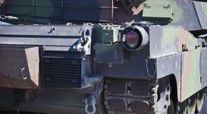 Abrams Tank Stock Image