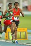 Abrar Osman Adem von Eritrea Stockfotografie
