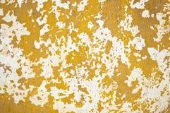 Abrasión del color. Fotos de archivo