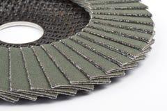 Abrasion wheel. Close up of abrasion wheel Royalty Free Stock Photo