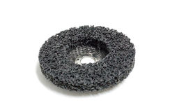 Abrasive discs isolated Stock Photography