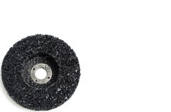 Abrasive discs isolated Royalty Free Stock Photography