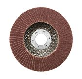 Abrasive disk for grinder Royalty Free Stock Image