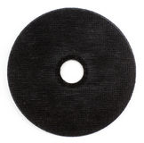Abrasive disk for metal grinding Royalty Free Stock Photos