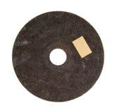 Abrasive disk Royalty Free Stock Photos