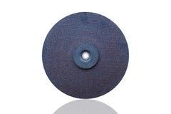 Abrasive disks for metal grinding Stock Image