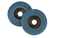 Abrasive disks Royalty Free Stock Photography