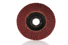 Abrasive grinding wheel. Royalty Free Stock Images