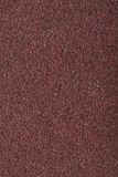 Sandpaper texture Stock Photography