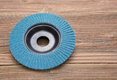 Abrasive wheel Stock Photography
