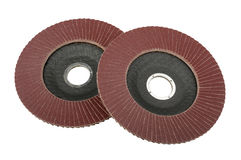 Abrasive wheels Royalty Free Stock Images