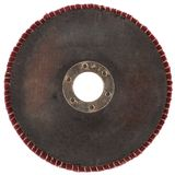 The Abrasive wheels isolated on a white background Stock Image