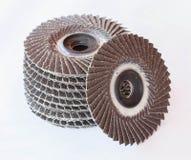 Abrasive wheels Royalty Free Stock Photography