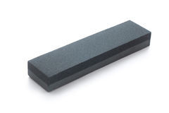 abrasive whetstone Stock Image