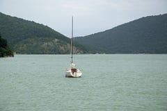 Abrau sjö Arkivfoto