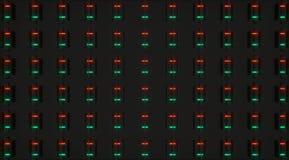 Abrazaderas abstractas 3d fotografía de archivo