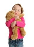 Abrazo de oso Foto de archivo libre de regalías