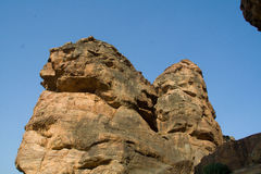 Abrazo de Rocky Boulders imágenes de archivo libres de regalías