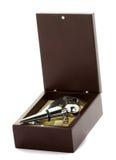 Abrelatas del corcho y del vino Fotografía de archivo libre de regalías