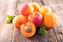 abricot image libre de droits