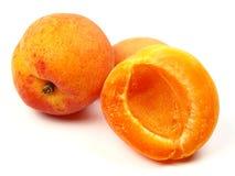 Abricot frais Images stock