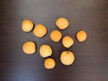 abricots Photographie stock libre de droits