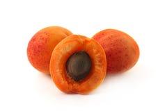 abricots mûrs Photographie stock libre de droits