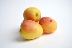 Abricots sains Image libre de droits
