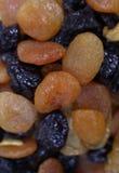Abricots secs et pruneaux photos libres de droits