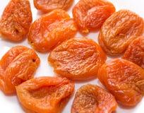 Abricots secs très utiles et juteux photos libres de droits