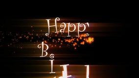 Abridor do título do feliz aniversario